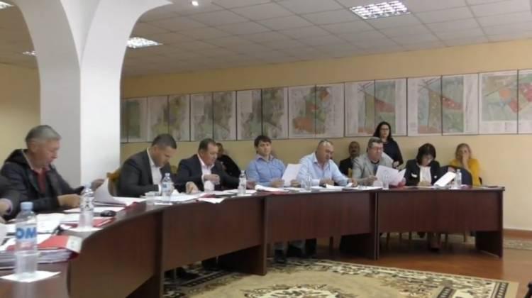 Ședința № 7 a Consiliului Primăriei com. Stăuceni mun. Chișinău 8 octombrie 2018
