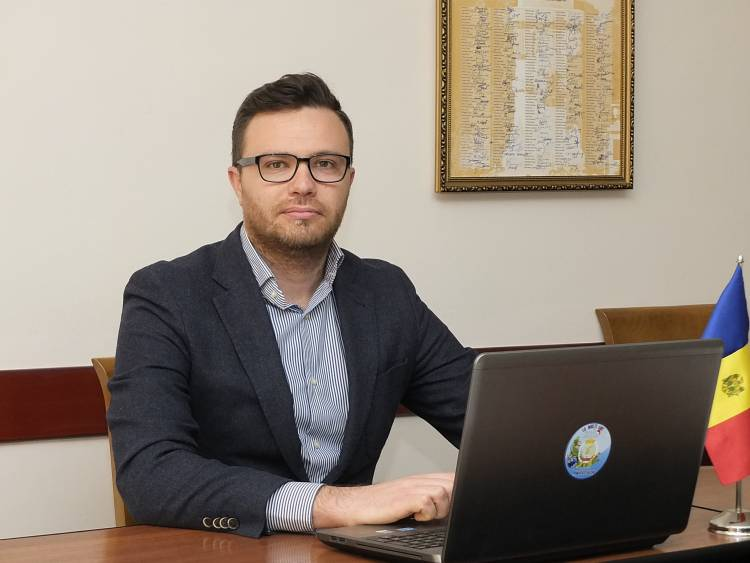 Viceprimar - Sergiu Lazarencu