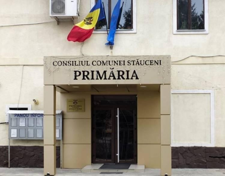 Primăria comunei Stăuceni anunță convocarea ședinței extraordinare a Consiliului local