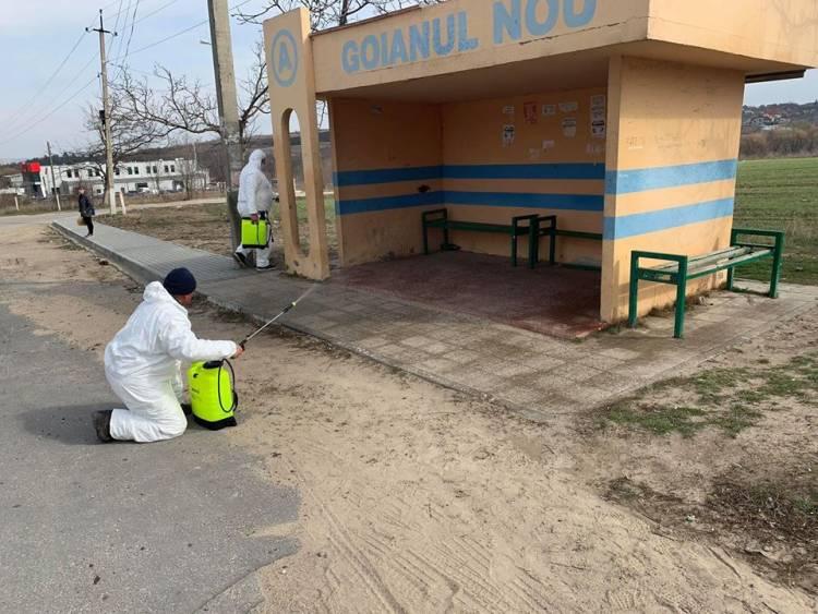 Sănătatea locuitorilor cumunei Stăuceni și Goianul Nou este prioritară!!