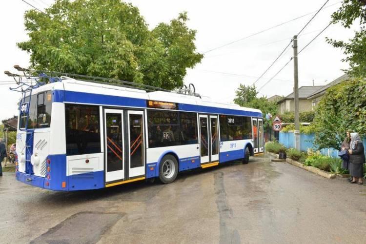 Informații privind activitatea transportului public