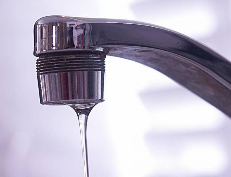 Presiunea apei în sectorul nou!