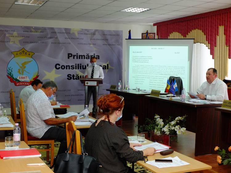 Deciziile Consiliului comunei Stăuceni din 15.07.2020