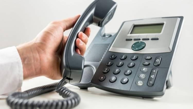 ANUNȚ: Deconectare telefonie fixă