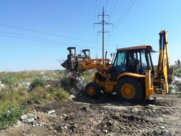 Colectarea și transportarea deșeurilor din Stăuceni și Goianul Nou