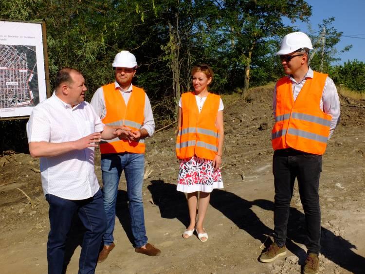 Primăria comunei Stăuceni dă start unui amplu proiect de infrastructură