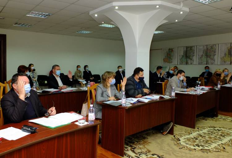 Consiliul local Stăuceni s-a întrunit în ședință
