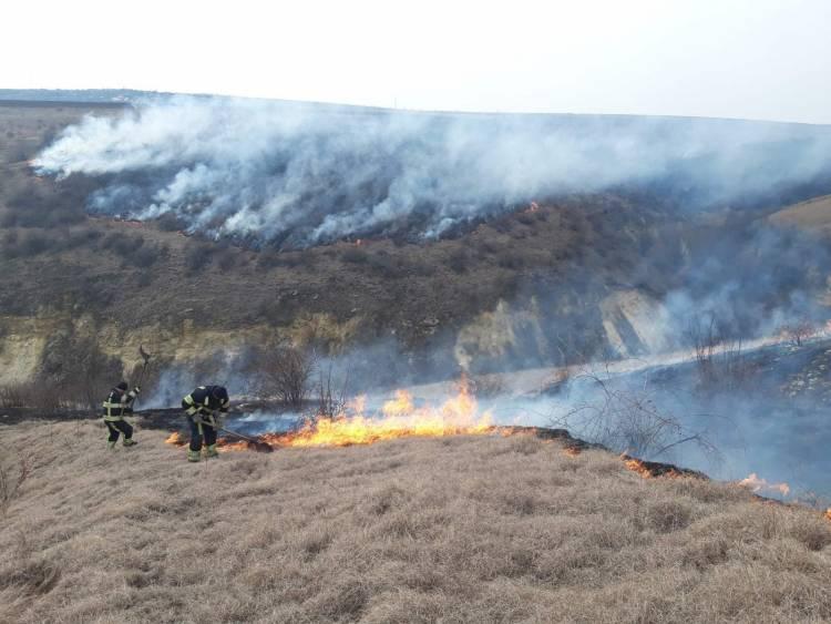 Atenționare privind riscurile de izbucnire a incendiilor