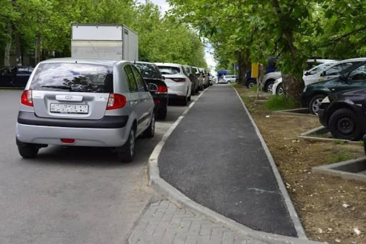 ANUNȚ DE PARTICIPARE la procedura de achiziție publică de tip COP lucrări de reabilitare a trotuarelor și amenajarea parcajelor pe un sector de drum din străzile Grătiești și Vierilor