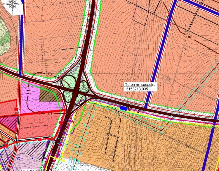 Consultarea publică a PUD-ului privind valorificarea unui teren din str. Bucovina