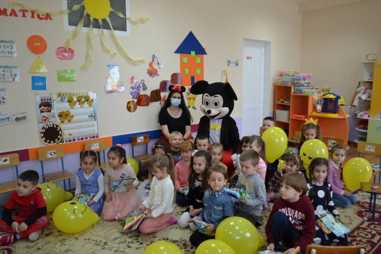 Cadouri cu prilejul Zilei Internaționale a Copiilor