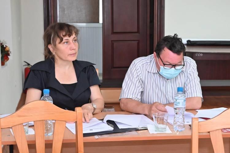 Consiliul comunal Stăuceni s-a întrunit în ședință extraordinară
